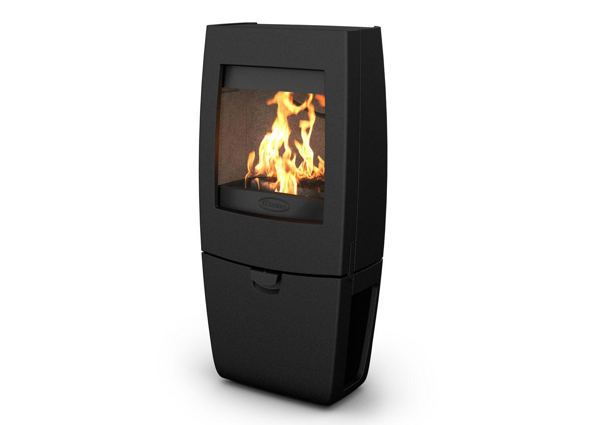 dovre sense fireplace special turbovent