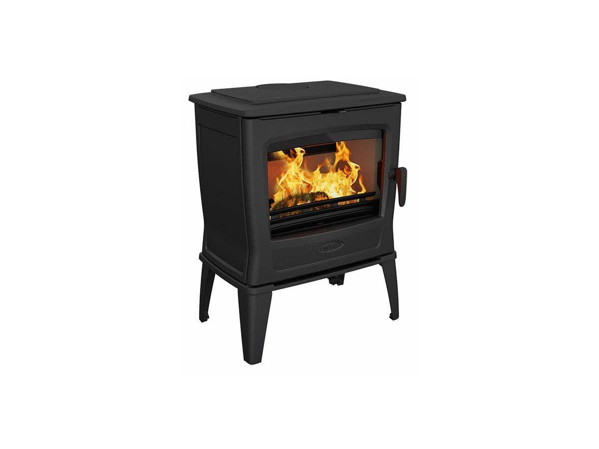 dovre tai45w freestanding fireplace