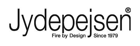 jydepejsen fireplaces logo