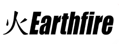 earthfire ceramic fireplaces logo