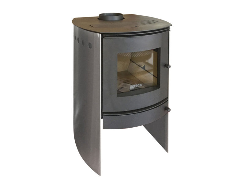 mega master bosca new spirit fireplace