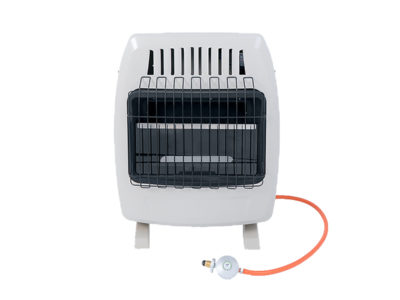 Lipari Space Gas Heater